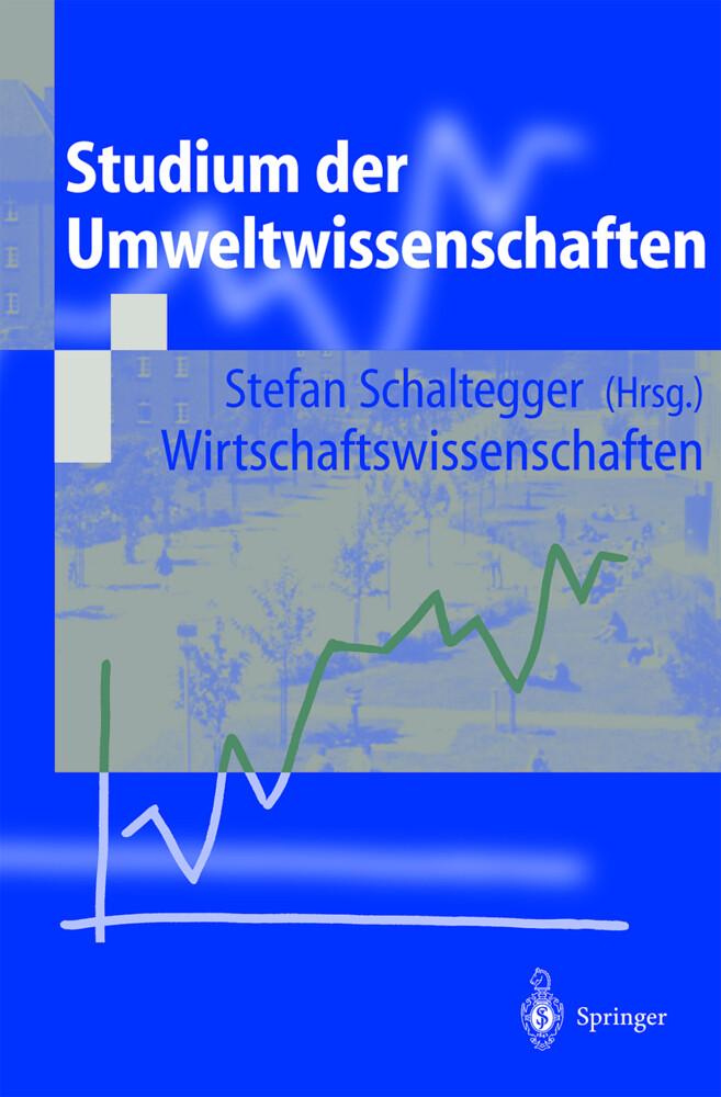 Studium der Umweltwissenschaften als Buch