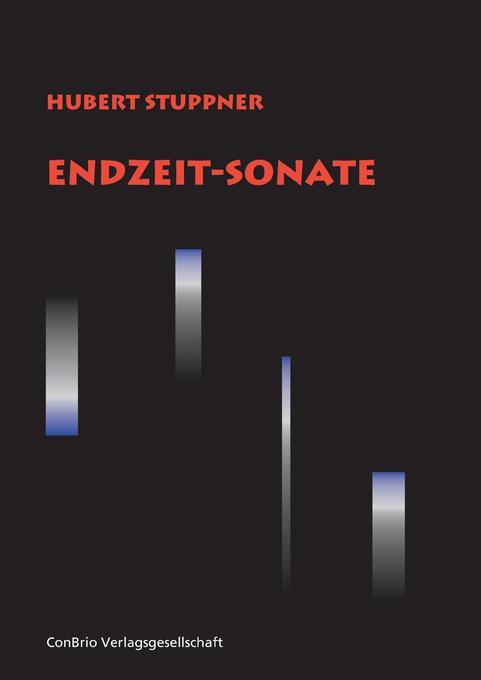 Endzeit-Sonate als Buch (kartoniert)