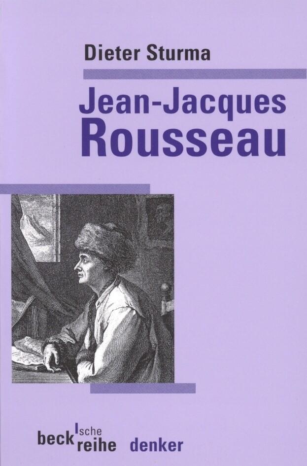 Jean-Jacques Rousseau als Taschenbuch