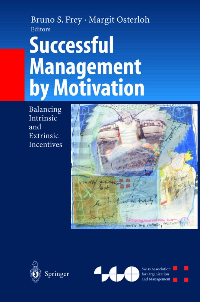 Successful Management by Motivation als Buch