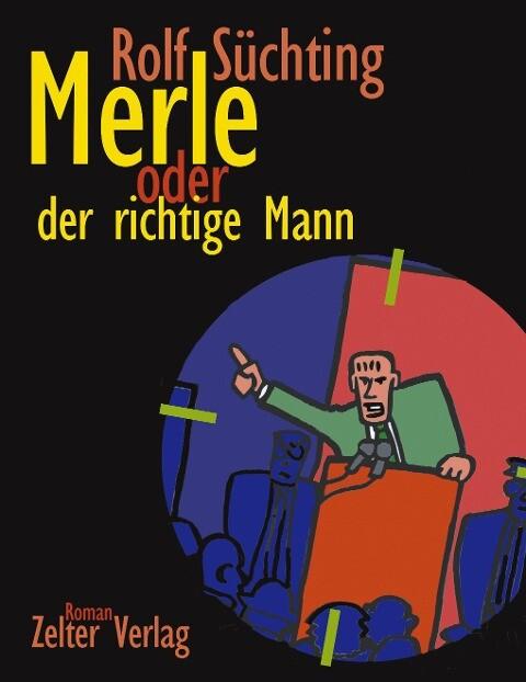 Merle oder der richtige Mann als Buch
