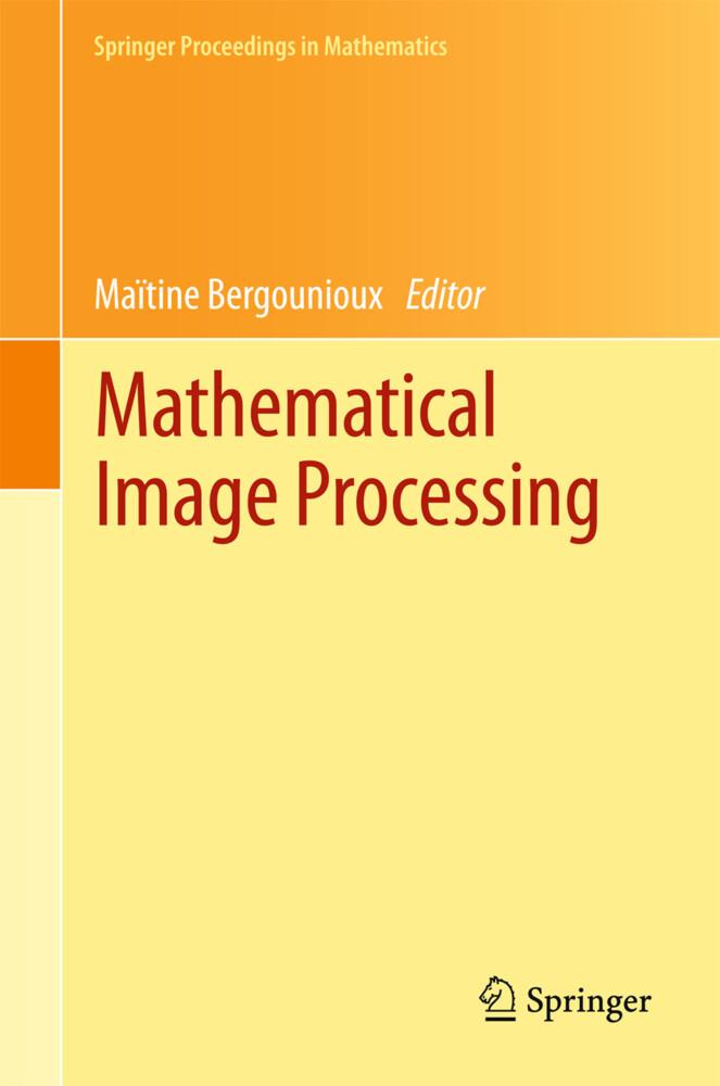 Mathematical Image Processing als Buch von