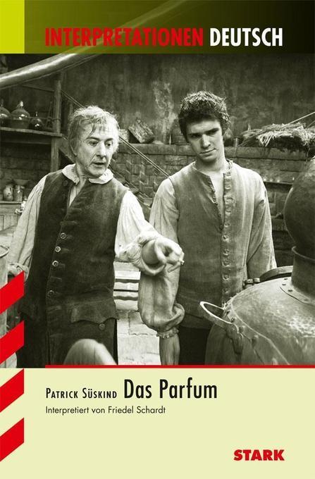 Patrick Süskind 'Das Parfum' als Buch