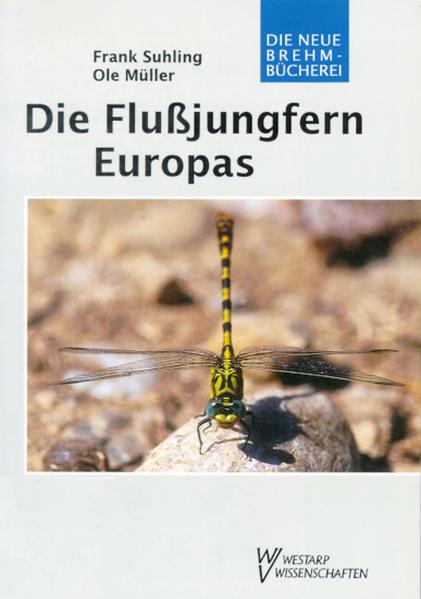 Die Flußjungfern Europas als Buch