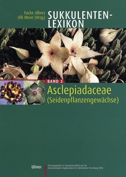 Sukkulentenlexikon 3 als Buch