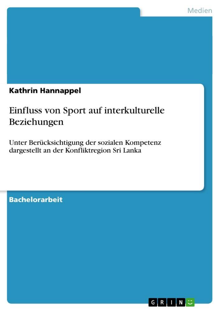 Einfluss von Sport auf interkulturelle Beziehun...