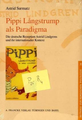 Pippi Langstrumpf als Paradigma als Buch