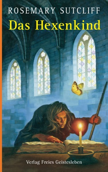 Das Hexenkind als Buch