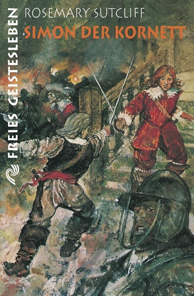 Simon der Kornett als Buch