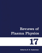 Reviews of Plasma Physics