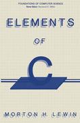 ELEMENTS OF C 1986/E