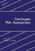 Carcinogen Risk Assessment