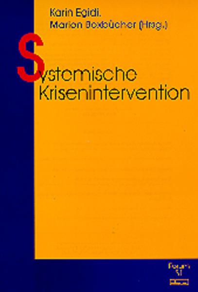 Systemische Krisenintervention als Buch
