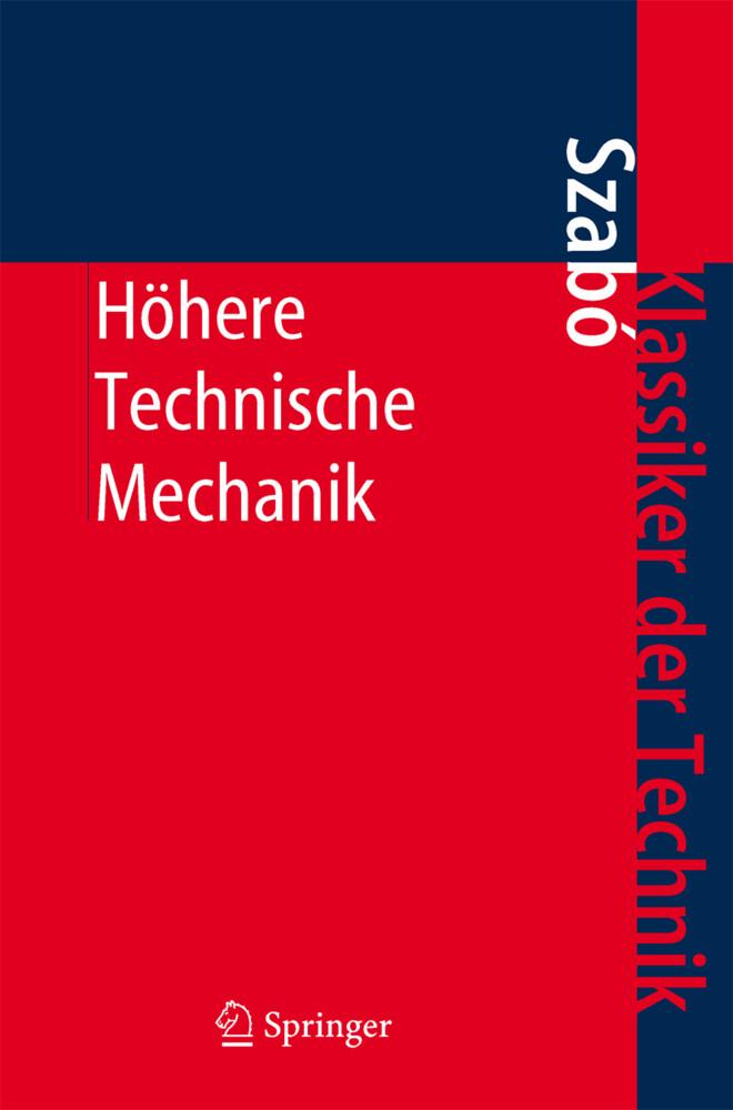 Höhere Technische Mechanik als Buch