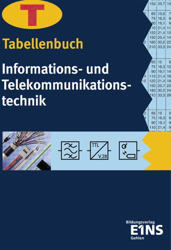 Tabellenbuch Informations- und Telekommunikationstechnik als Buch