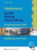 Tabellenbuch Sanitär Heizung Klima/Lüftung