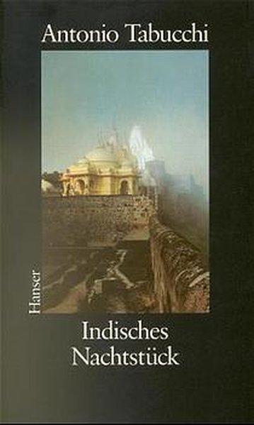 Indisches Nachtstück und Ein Briefwechsel als Buch