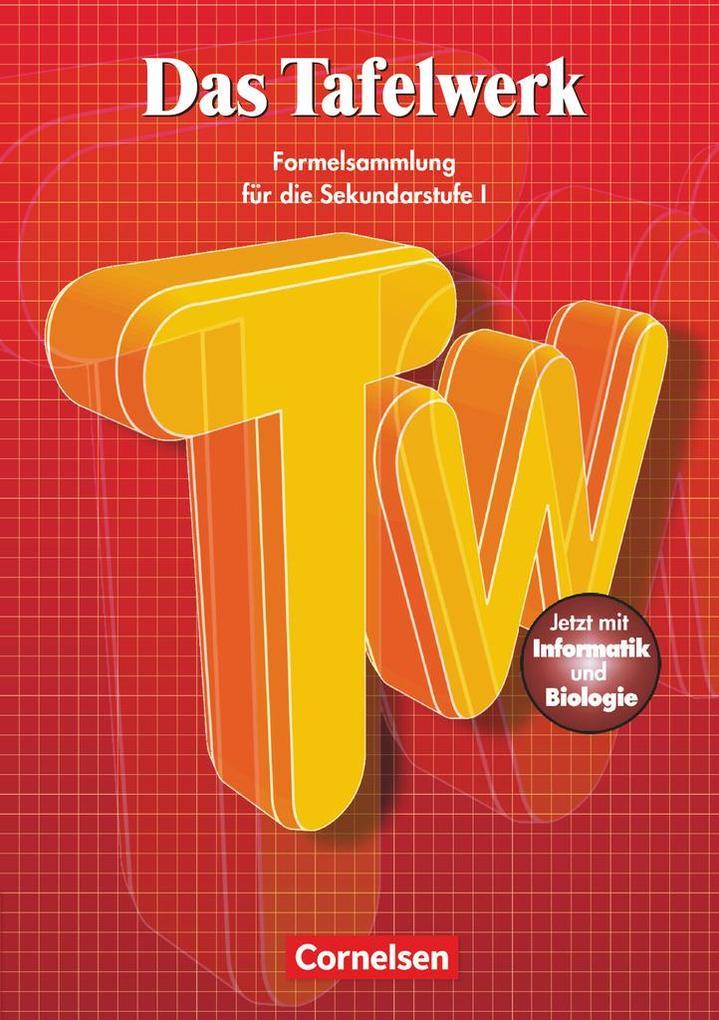 Das Tafelwerk als Buch von Rüdiger Erbrecht, Hu...