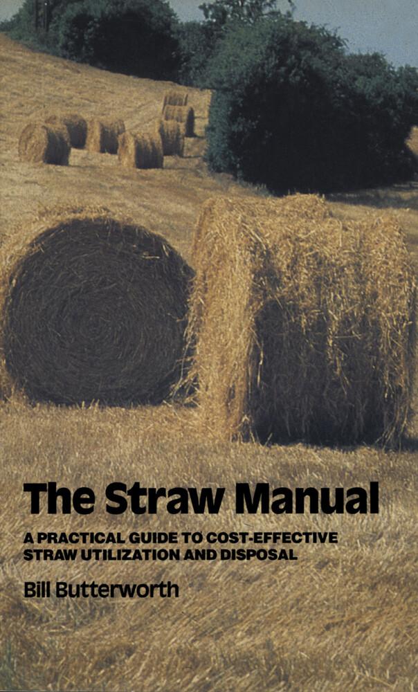 The Straw Manual als Buch von