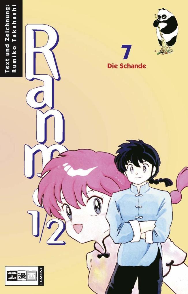 Ranma 1/2 Bd. 07. Die Schande als Buch