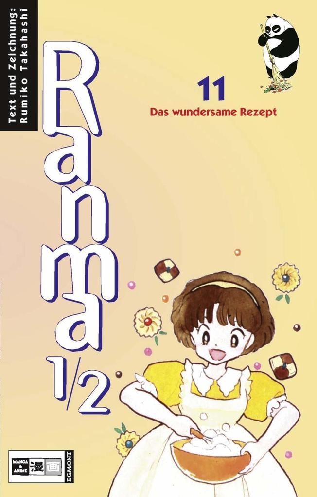 Ranma 1/2 Bd. 11. Das wundersame Rezept als Buch