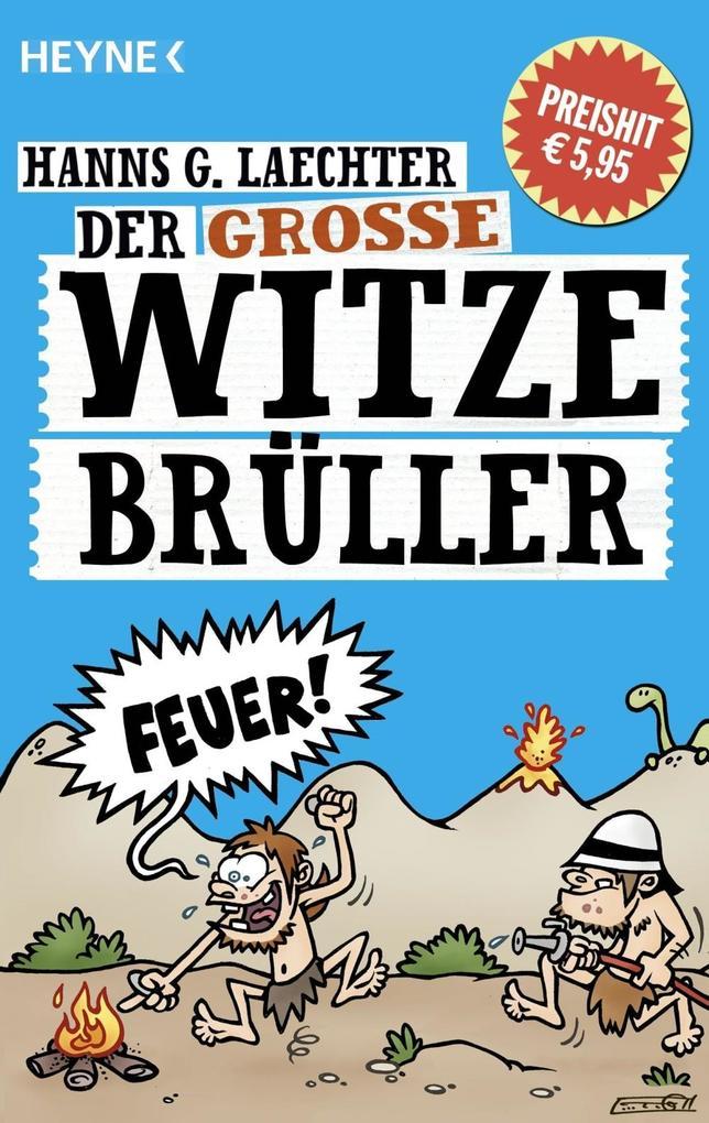 Der große Witze-Brüller als eBook Download von ...