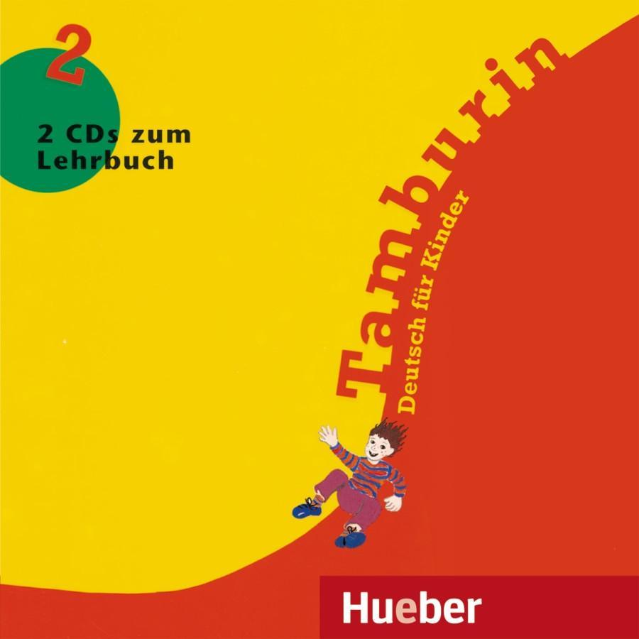 Tamburin 2. 2 CDs zum Lehrbuch als Hörbuch