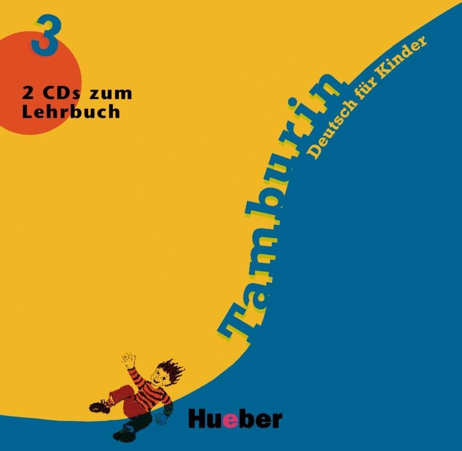 Tamburin 3. Zwei CDs zum Lehrbuch als Hörbuch