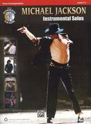 Michael Jackson Instrumental Solos, Piano: Level 2-3 [With CD (Audio)]