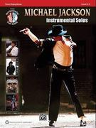 Michael Jackson Instrumental Solos, Tenor Saxophone: Level 2-3 [With CD (Audio)]