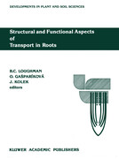 Structural and Functional Aspects of Transport in Roots: Third International Symposium on 'Structure and Function of Roots' Nitra, Czechoslovakia, 3-7