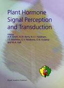 Plant Hormone Signal Perception and Transduction