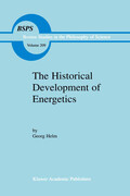 The Historical Development of Energetics