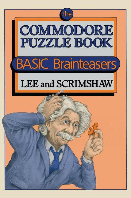 The Commodore Puzzle Book als Buch von Lee