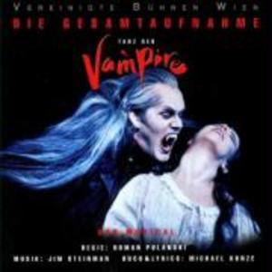 Tanz der Vampire. 2 Musical-CDs als CD