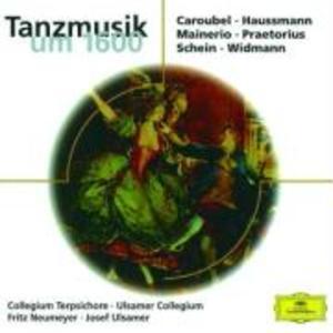 Tanzmusik Um 1600 als CD