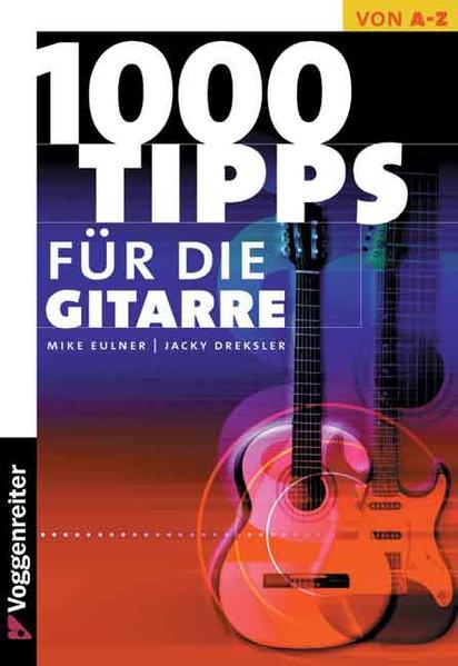 Tausend Tips für die Gitarre als Buch