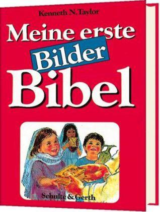 Meine erste Bilderbibel als Buch