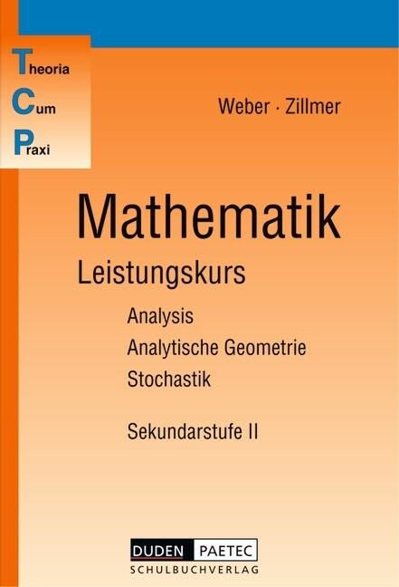 TCP-Lehrbuch Mathematik Leistungskurs als Buch