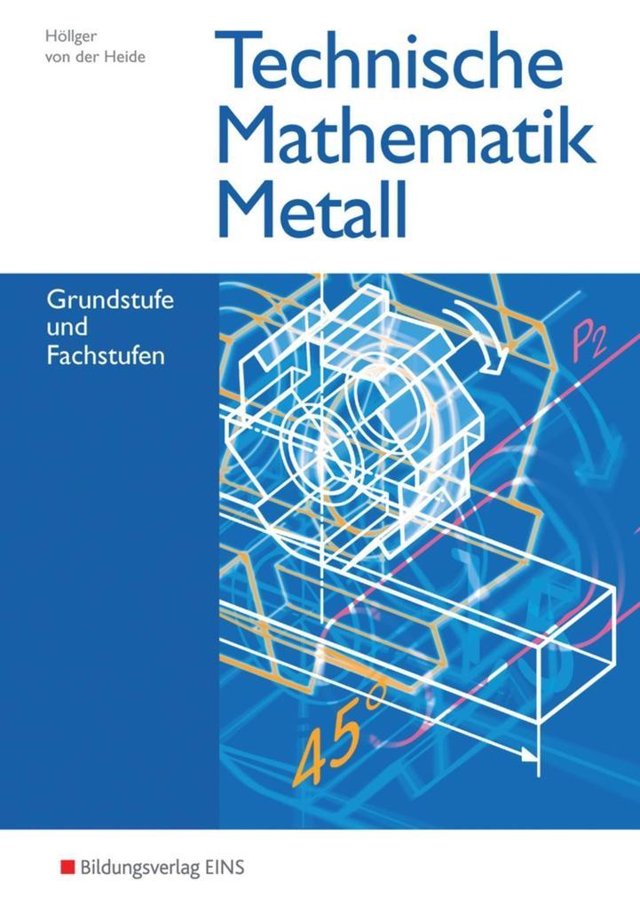 Technische Mathematik Metall als Buch