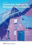 Technisches Zeichnen für Klempner und Dachdecker