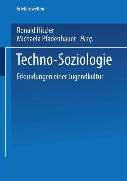 Techno-Soziologie als Buch