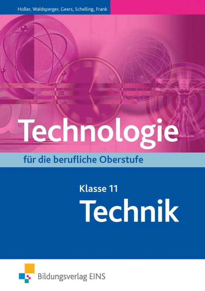Technologie für die berufliche Oberstufe als Buch
