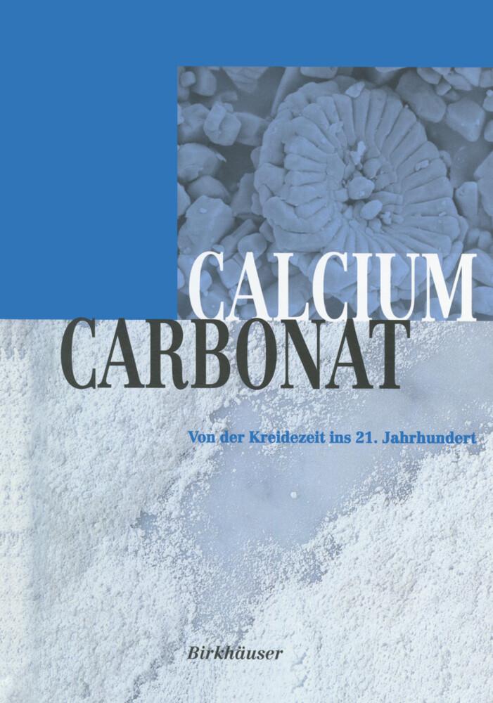 Calciumcarbonat als Buch