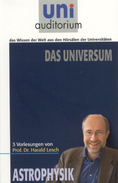 Das Universum als Buch von Harald Lesch