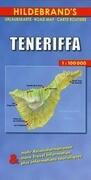 Teneriffa 1 : 100 000. Hildebrand's Urlaubskarte