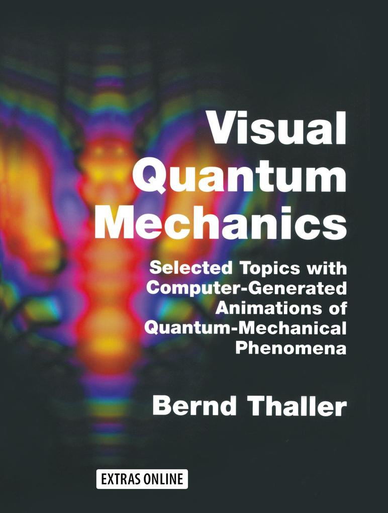 Visual Quantum Mechanics als Buch