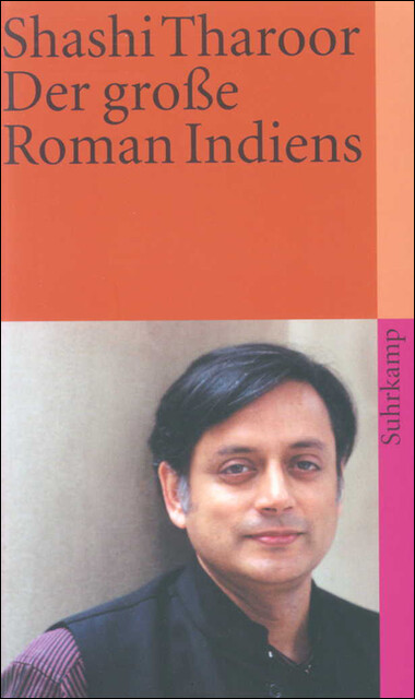 Der große Roman Indiens als Taschenbuch