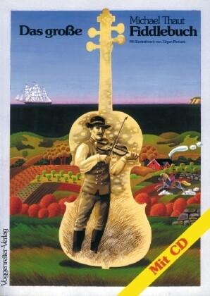 Das grosse Fiddle-Buch. Inkl. CD als Buch