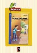 """LESUAN - Das Schülerheft zum Buch """"Das Monstermädchen von nebenan"""""""